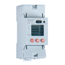 single-phase modbus rs485 energy <strong>meter</strong> with multi-tariff counter function