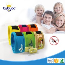 Safety Natural citronella activities insect repellent armband with DEET free