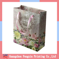 Factory Production Low Price Guangzhou Paper Packaging Bag