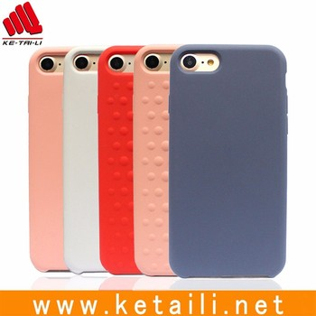 Mobile phone case wholesale for iphone 7 case, for iphone 7 case silicone pc