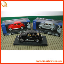 1 18 scale electric diecast model car toy with eight lights FW27212010