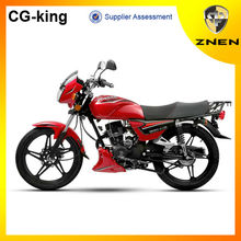 2017 Chinese cheap CG125 motorbikes 4 stroke engine gas motor for wholesale