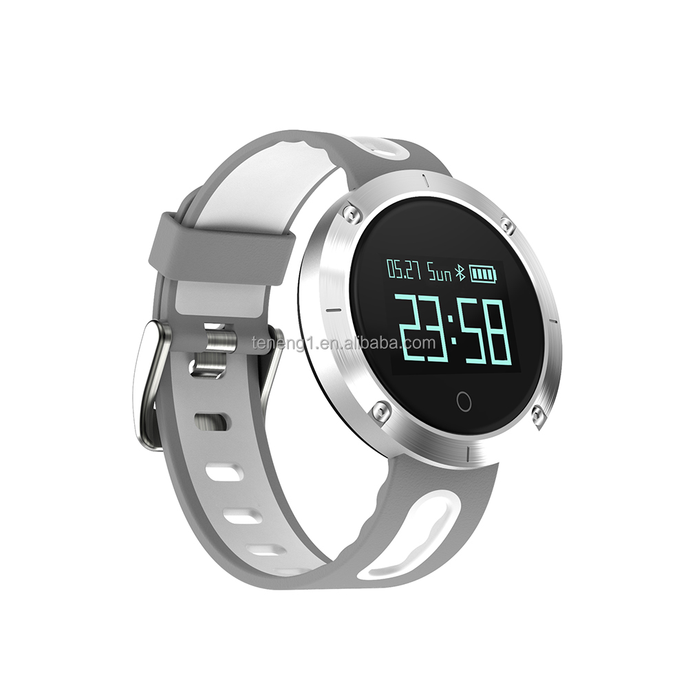 Calorie Counter Wrist Watch Bluetooth 4.0 Wristband Pedometer Sleep Monitor Smart Bracelet Smart Watch Band