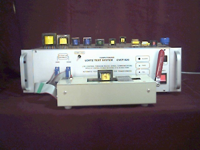 Automatic Transformer Testing Equipment
