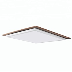 UL Low Price Shenzhen Size Customized 30X30 30X60 120X60 120X30 Suspended Celling Wall mounted Square Light Led Panel
