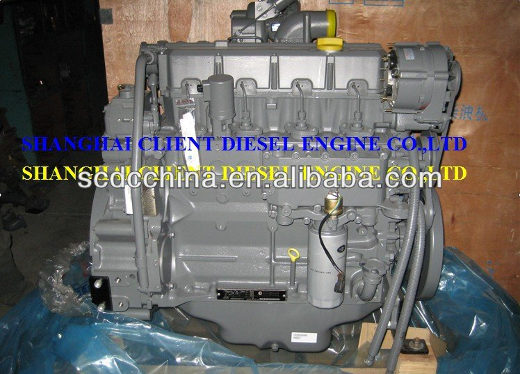 Deutz F2L912 diesel engine air cooled engine for generator set