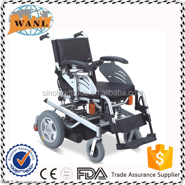 Lead Acid Battery Folding Electric Power wheelchair