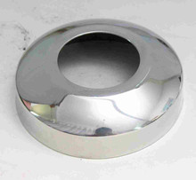 Stainless Steel 316 Handrail domed Base Plate Cover for Dia 50.8mm post