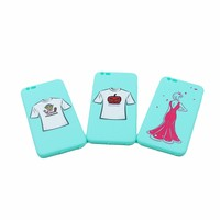 Phone case supplier Tpu Water Paste Printing woman mobile phone case wholesale