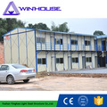 Light steel structure building modular home prices economic K system prefabricated house