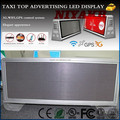 Programmable 3G/WIFI/GPS/USB Wireless xxx Video Advertising LED Car Topper Signs