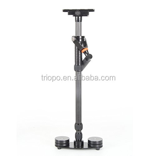 Triopo FM-315 Carbon Fiber Handheld Stabilizer For DSLR Camera DV