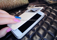 New Arrival Hot selling Luxury Diamond Crystal Case for iphone 6 plus