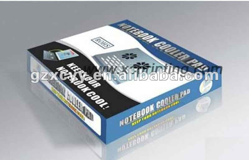 paper packaging box for electrical equipment