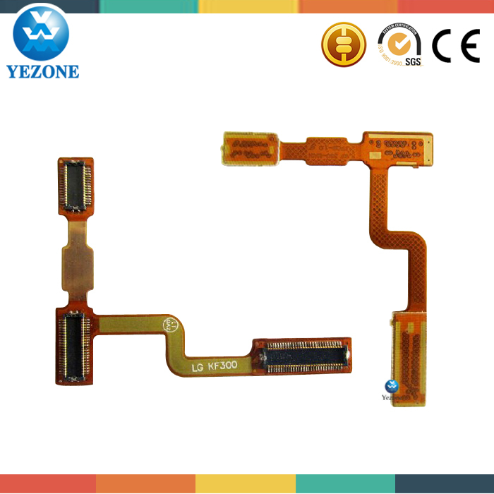 Brand New Spare Parts For LG KF300 Flex Cable Replacement