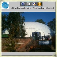 Inflatable Wide Span Dome Tent Membrane