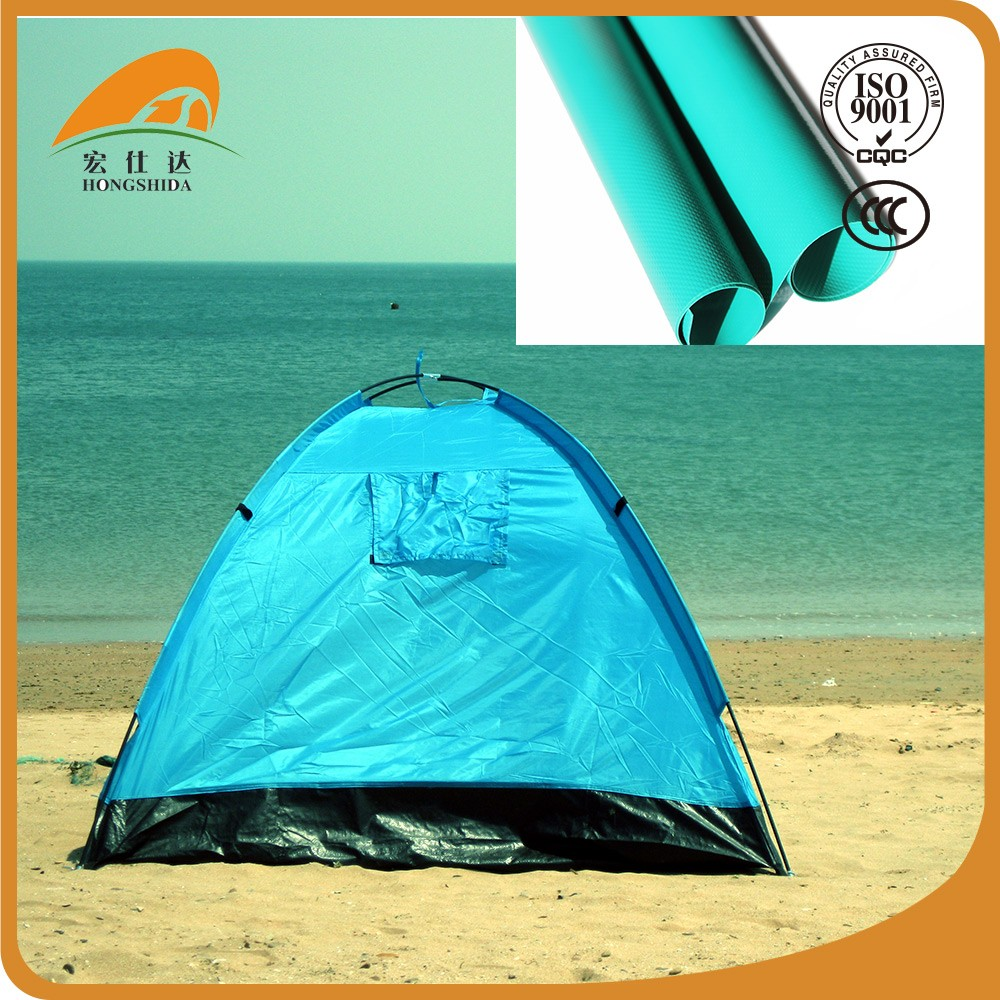 Waterproof high quality canvas tarpaulin fabric tent