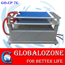10g Ozone Generator with Double Ceramic Plates Get Rid of Odor and Kill Bacteria Good Heat Dissipation