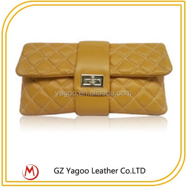 2015 lady clutch bag new fashion envelope clutch purse
