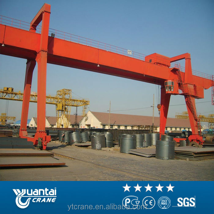 Electric trolley Lifting Gantry Crane,double girder gantry crane
