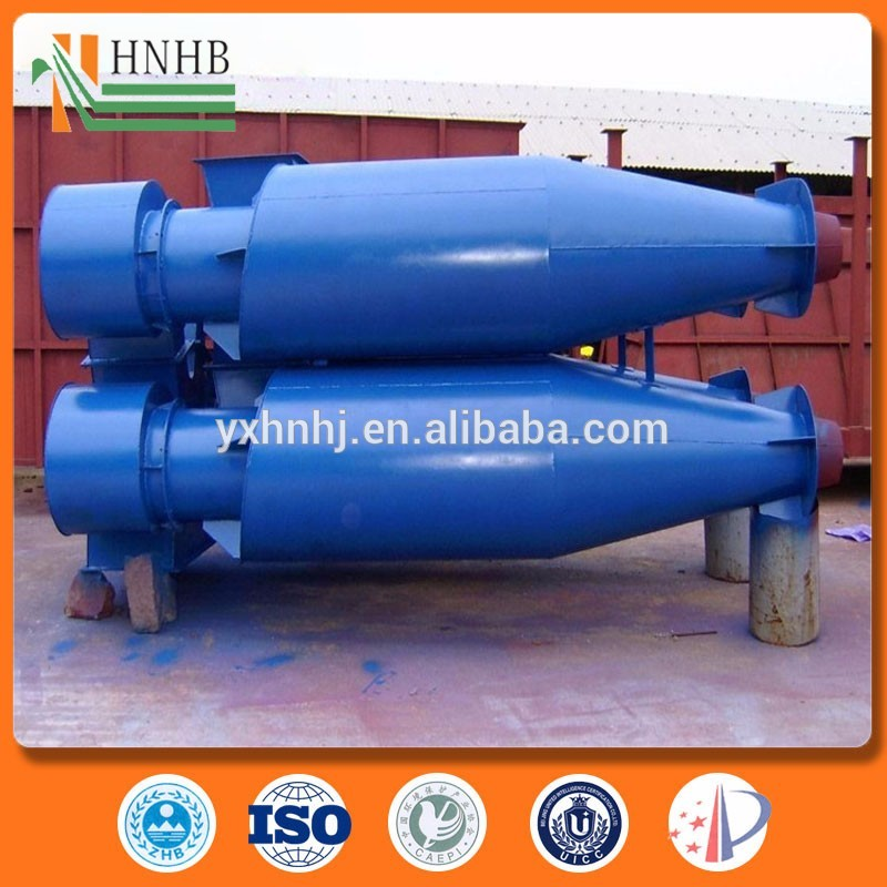 Flue Gas Treatment cyclone dust collector filter for Power Station Boiler