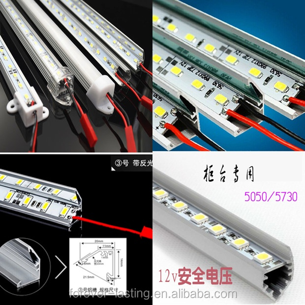High-quality Highlight leds rigid bar strip