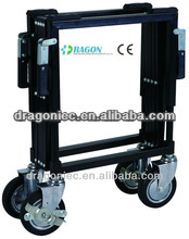DW-TR001 High quality Foldable funeral trolley