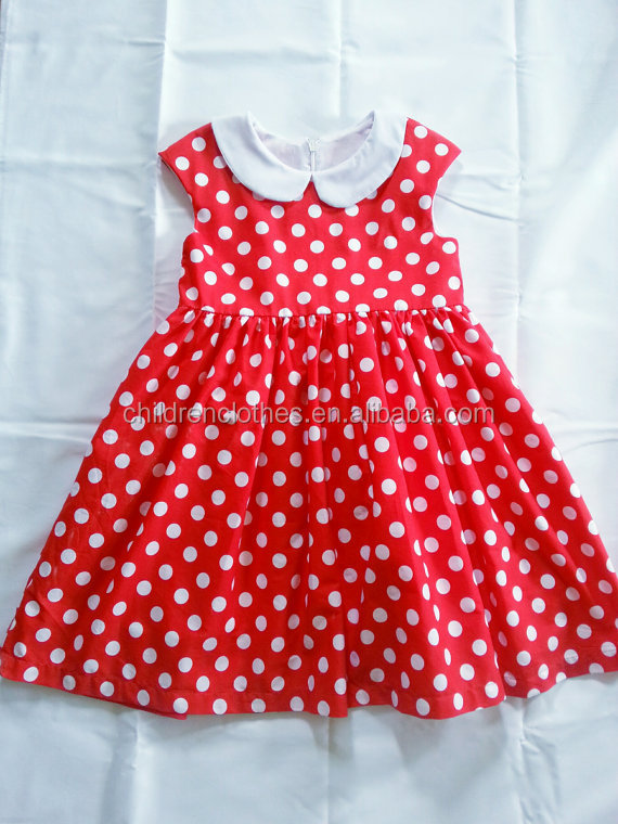 Fashion Apparel For Girls New Design Kids Dress Summer Girls Clothing Boutique Girls Dresses