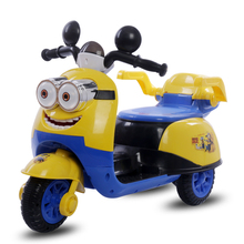 New model Types kids battery operated child electric motorcycle
