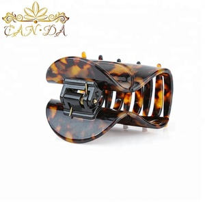 Best 잘 팔리는 recyclable hair 장식 hair claw clip fashion jewelry accessories 아세테이트 hair 발톱 대 한 woman