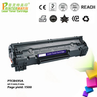 Office Supplies Compatible Black Toner Cartridges FOR USE IN HP P1005/P1006(PTCB435A)