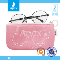 Fashion portable travel jean cosmetic bag
