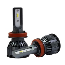 56w 12v H11 LED <strong>car</strong> light led auto headlight <strong>lamp</strong> conversion kit with excellent performance auto parts