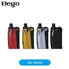 2017 Elego Teslacigs AIO 70W Kit, AIO All in One Design 70W Tesla AIO kit, 70W Tesla cigs AIO 70W Kit