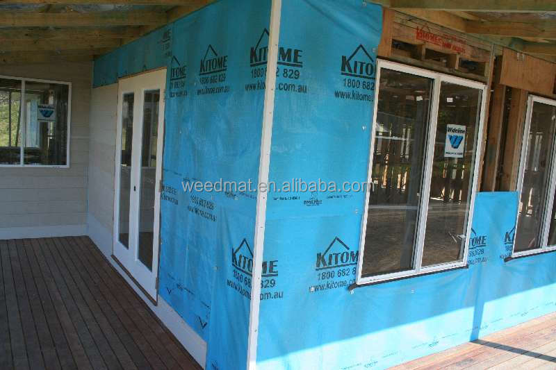 Reflective Insulation wall insulation house wrap tile Roof Sarking