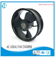 254x89mm AC Axial Fan round type