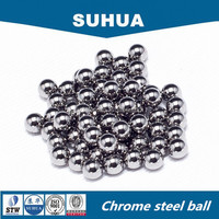 AISI52100 G100 4.5mm steel ball for bearing