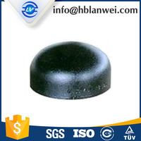ASTM A234 WPB carbon steel butt welded seamless pipe fittings
