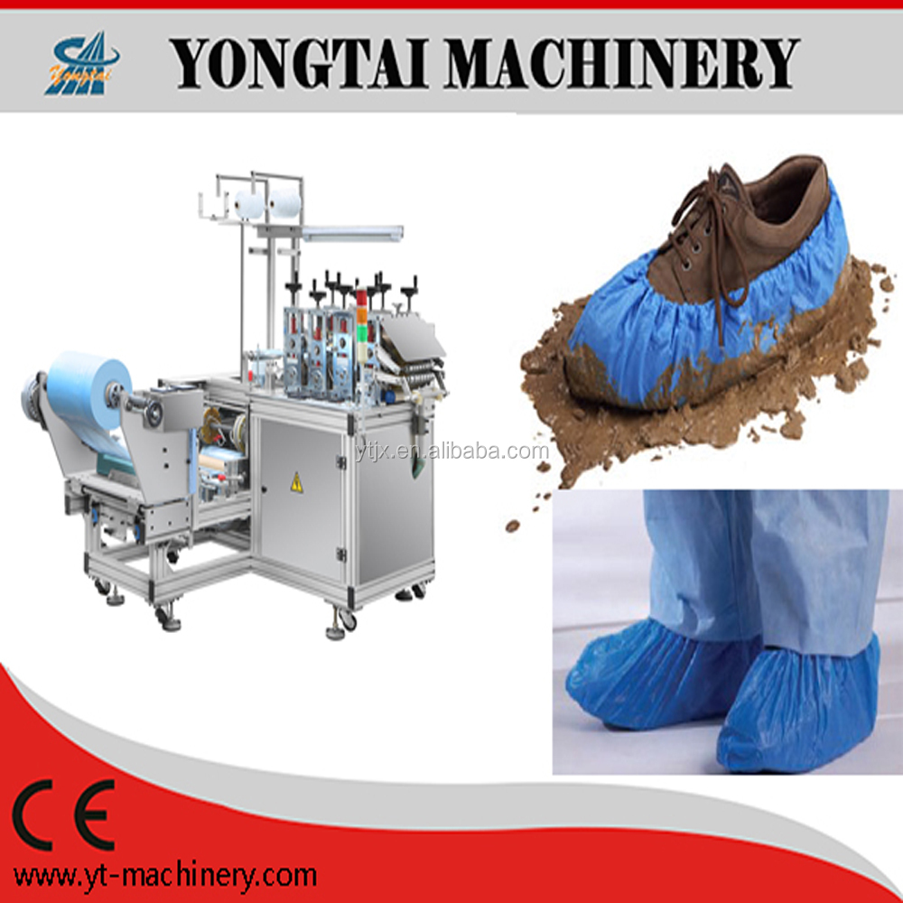 boot cover molding machine