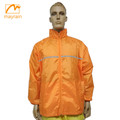 Men fashion custom windbreaker jacket