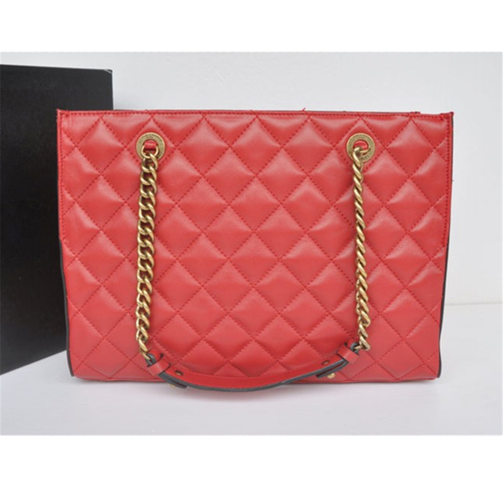 imported top quality classic quilted calfskin women cheap designer handbags made in China