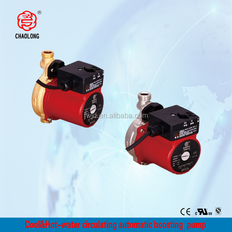 China good quality cold and hot high pressure water booster pump 15PBG-9-N and 15PBG-10-N