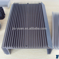 Customized size aluminum heat sink shapes/ profiles