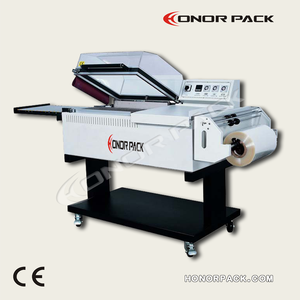 Books, CDs, Toys Automatic Shrink Wrapping Machine