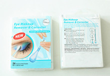Cotton Swab With Aloe Vera And Vitamin E Eye Makeup Remover