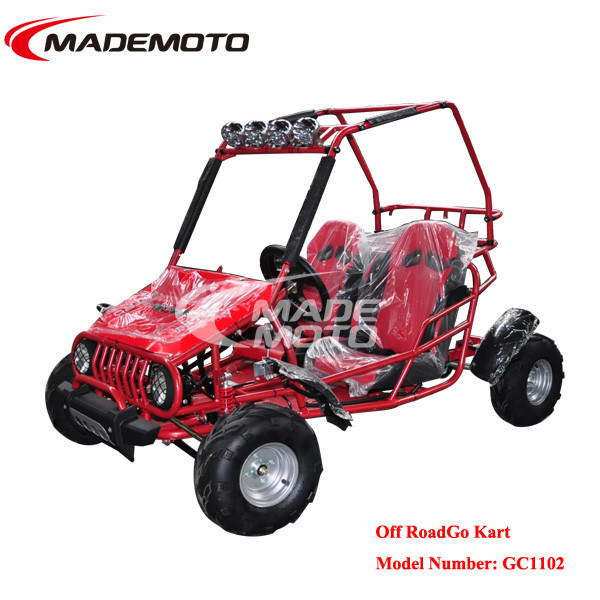 2 Seat Cheap Gas Powered Off Road Go Karts For Sale