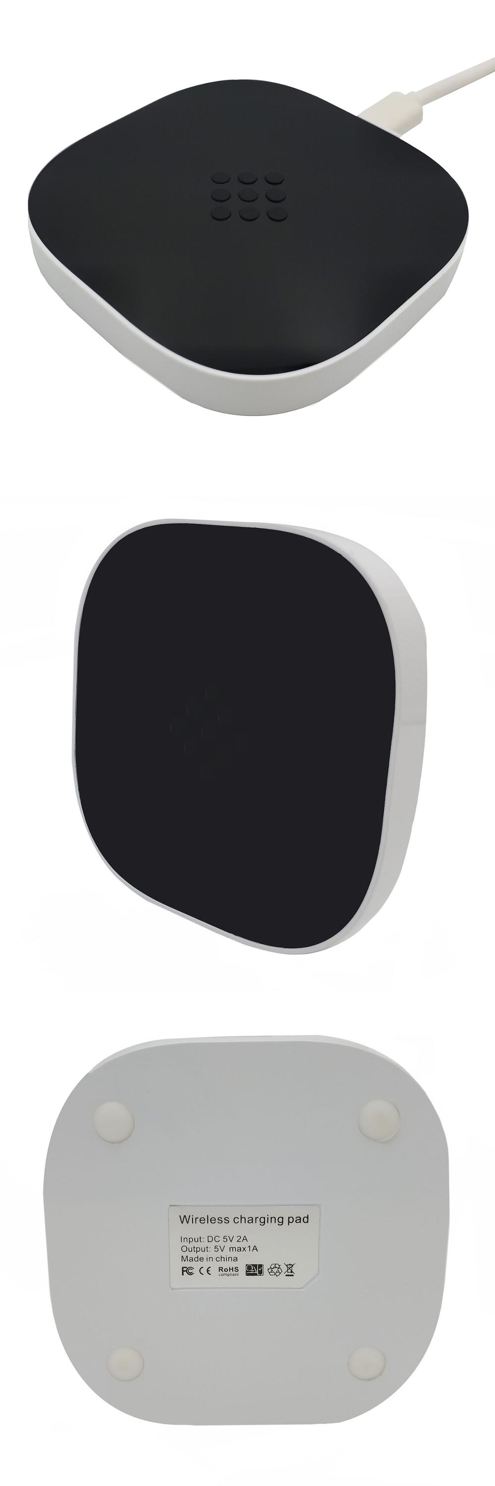 Qi Wireless Charger pad for iPhone8/8plus/x fast wireless charger for all Qi-enable devices