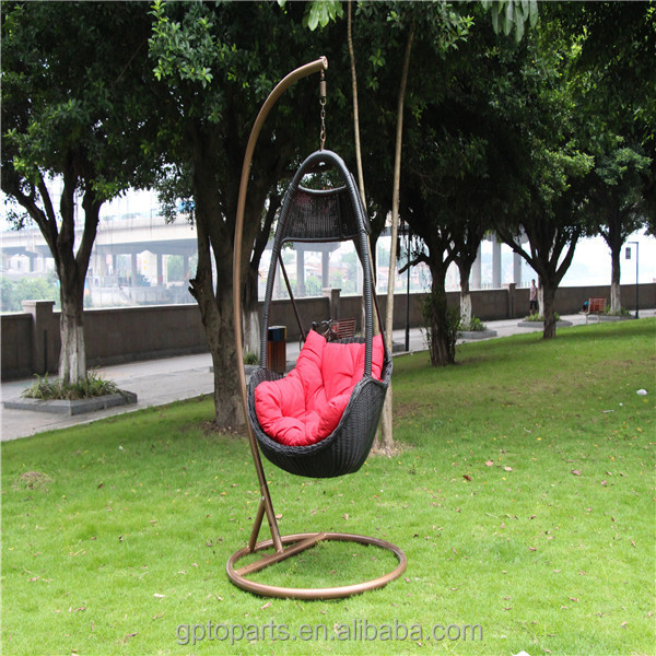 Патио качели крытый мебель из ротанга качалками сад ротанга .