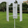 Energy Saving wind turbine street light with best quality and low price