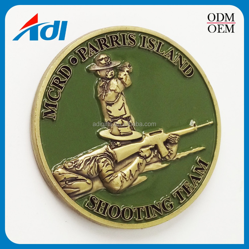 make your own military award coins for promotional crafts